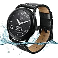 Miblue Smartwatch Waterproof Pressure Pedometer Noticeable