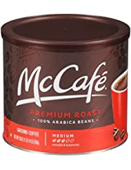 McCafe Premium Roast Ground Coffee, 30 Ounce