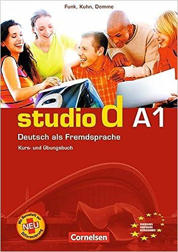 Studio D A1 German Book