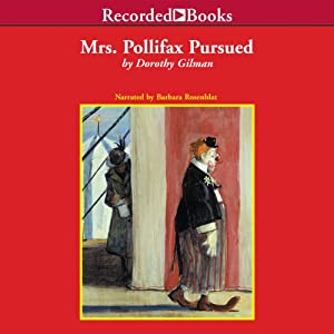 Mrs. Pollifax Pursued Audiobook