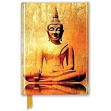 Golden Buddha (Foiled Journal) (Flame Tree Notebooks)