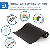 Black Kraft Arts and Crafts Paper Roll - 18 inches