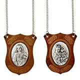 Scapulars Catholic Necklace for Men and