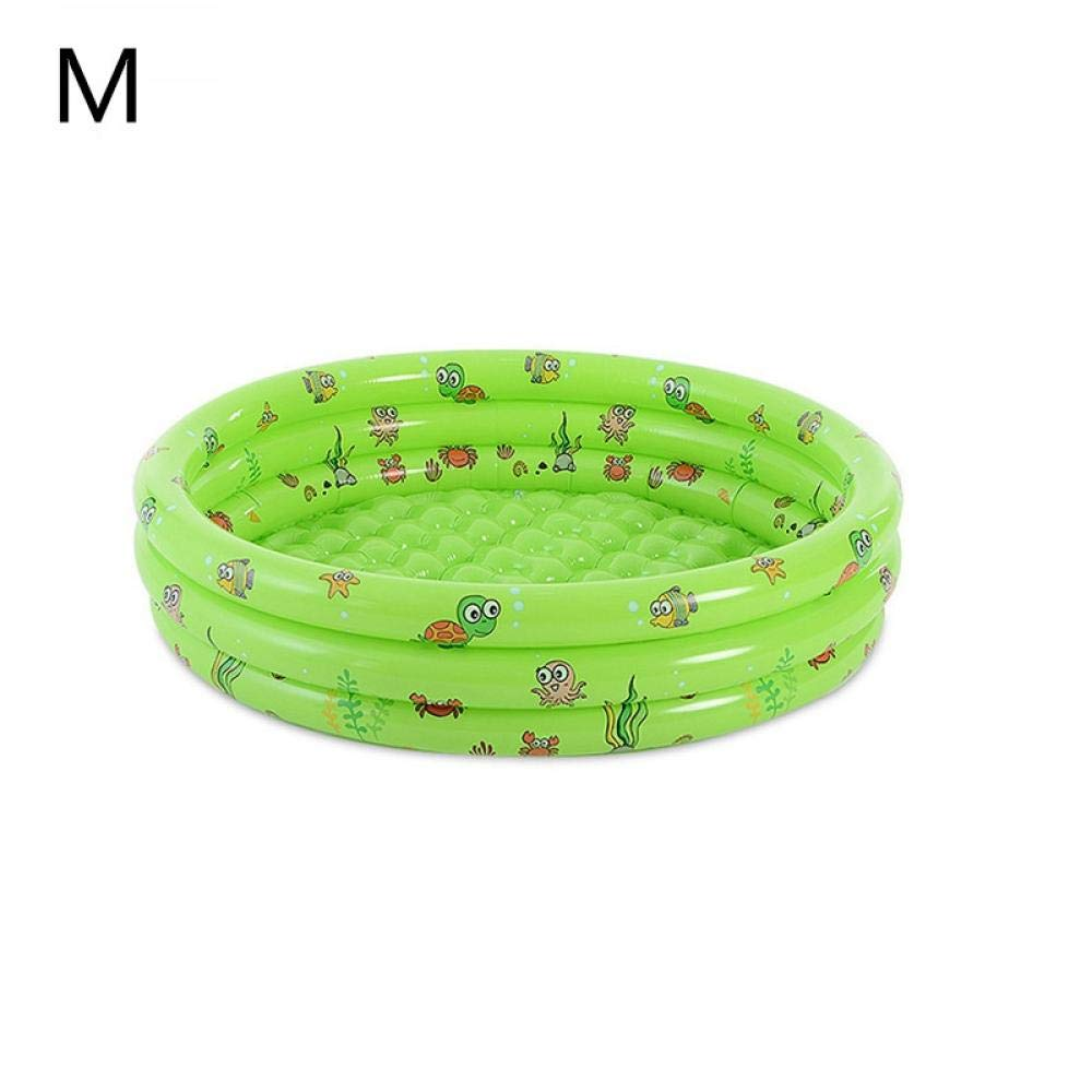 vert M  Inflatable Round   Infant Swimming Pools voituretoon   Outside Indoor Swimming Pool   Infant Play Ball Pool Toys@vert S