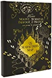 Harry Potter HP122542 Marauders Map Gold and