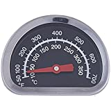 Broil King 18010 Temperature Gauge Small Size Heat Indicator Broilmate Sterling