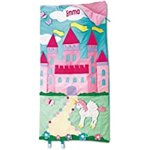 Castle Kids Personalized Sleeping Bag by Lillian Vernon