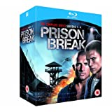 Prison Break: Complete Season 1-4
