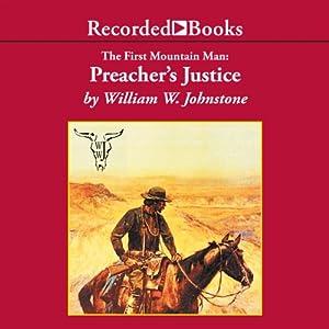 Preacher's Justice Audiobook