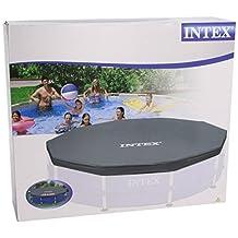 12' Intex Frame Set Pool Cover by Intex