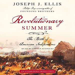 Revolutionary Summer Audiobook