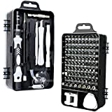 KKmoon 115 em 1 Magnetics Precision Chave De Fenda Set Fit Computador Pc Phone Repair Tool Set Kits