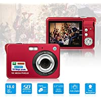 HD Mini Digital Video Camera,Digital Point and Shoot...