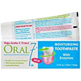 Oral7 Dry Mouth Moisturizing Toothpaste
