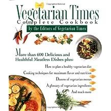 Vegetarian Times Complete Cookbook