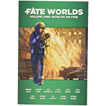 Evil Hat Productions Fate Worlds: Worlds on Fire