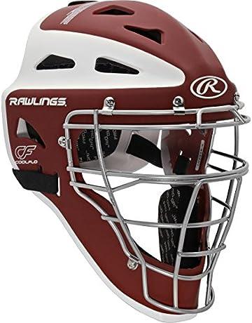 Rawlings Sporting Goods Catchers Helmet Velo Series Adult 7 1 8-7 3  7785813b30