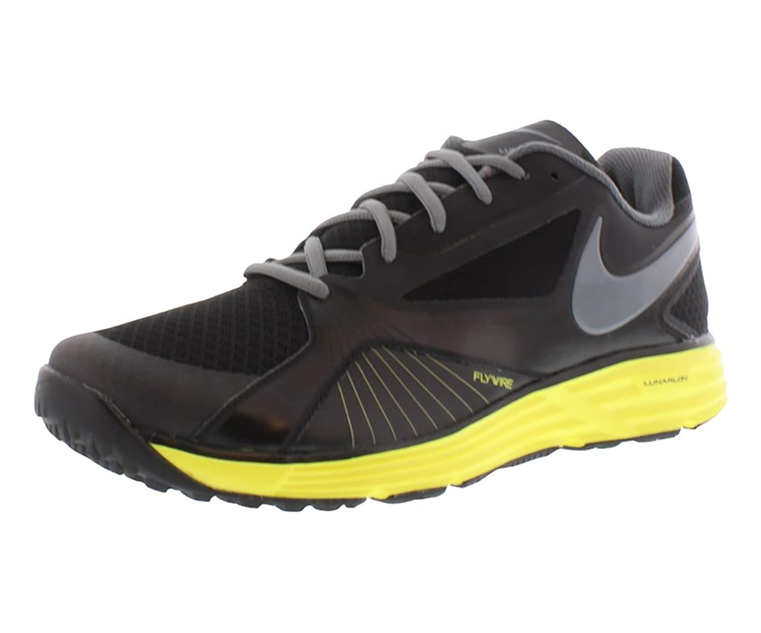 size 40 ad467 130e2 ... best amazon mens nike lunar edge 15 training shoe black sonic yellow  cool grey size 11