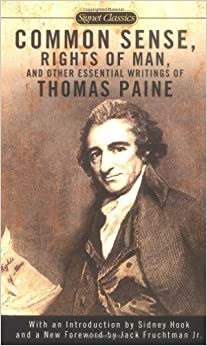 argumentative essay on the rights of man by thomas paine