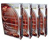 quest bar cheesecake - Quest Bar Strawberry Cheesecake -4 Boxes- Low Carb Protein Weight Loss Muscle Building (48 Bars)