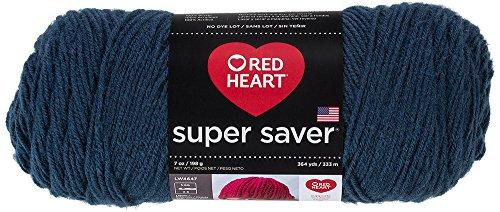 Red Heart  Super Saver Economy Yarn, Windsor Blue