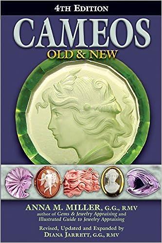 Cameos old new 4th edition cv v anna m miller diana jarrett cameos old new 4th edition cv v anna m miller diana jarrett 9780943763606 amazon books fandeluxe Gallery