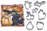 R and M Michigan Cookie Cutter 7 piece set - Tin Plated