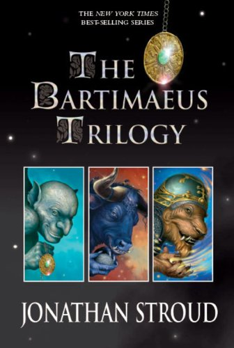 The Bartimaeus Trilogy -