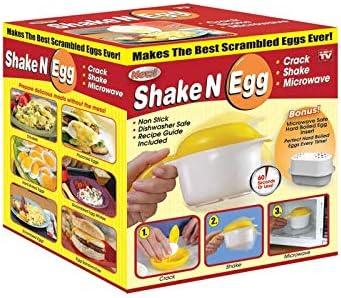 Amazon.com: Hornillo de huevos y tortilla para microondas ...