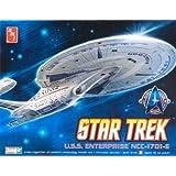 AMT 1/2500 Star Trek Enterprise 1701-E Snap Model Kit AMT663
