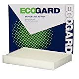 EcoGard XC10434 One Pack Premium Cabin Air Filter Fits Nissan 2014-2020, Rogue Sport 2017-2021