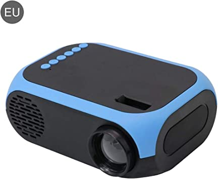 Dough.Q Mini proyector portátil, proyector Pico, proyector doméstico ...