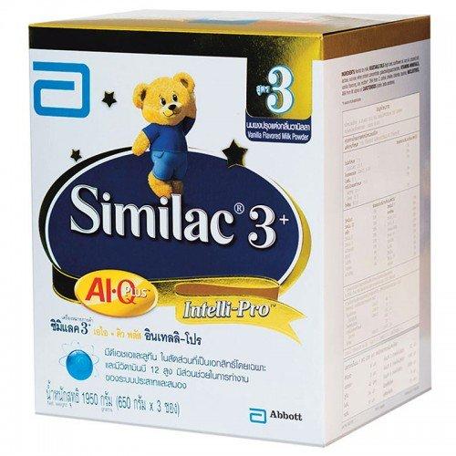 Similac 3 Ai Q Plus Intelli Pro Vanilla Flavour Milk