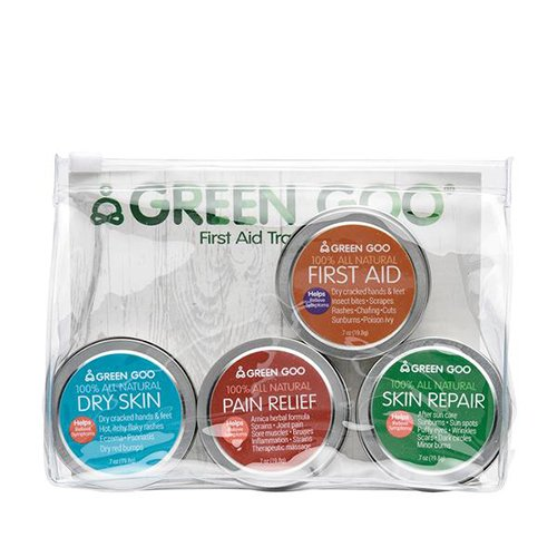 Green Goo All Natural Travel Pack, First Aid