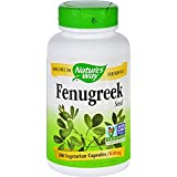Nature's Way - Fenugreek Seed, 610 mg, 180 Capsules