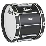Pearl PBDM2014/Marching Bass Drums Midnight Black