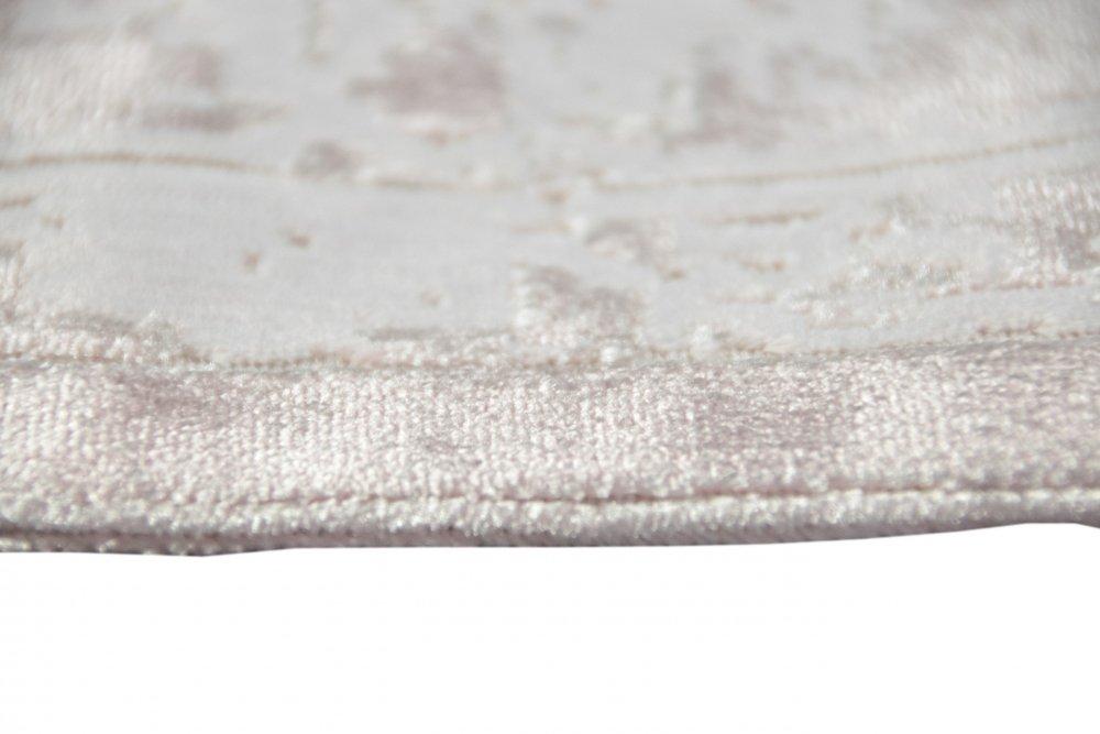 Merinos Vintage Teppich modern Wohnzimmerteppich Designteppich mit Fransen in in in Rosa Größe 120x170 cm B07FJY7PW8 Teppiche 36f92f