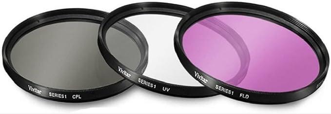 1A Multicoated Haze Multithreaded Glass Filter 55mm For Sony Alpha NEX-5T UV