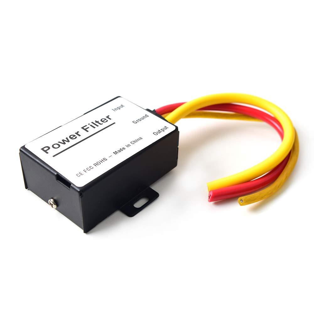 Scosche EF014F 10-Amp Noise Filter