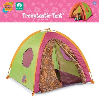 Manhattan Toy Groovy Girls Troop Groovy Accessories, Trooptastick Child Size Tent, Baby & Kids Zone