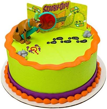 Phenomenal Amazon Com Scooby Doo Mystery Revealed Cake Topper Decorating Funny Birthday Cards Online Alyptdamsfinfo