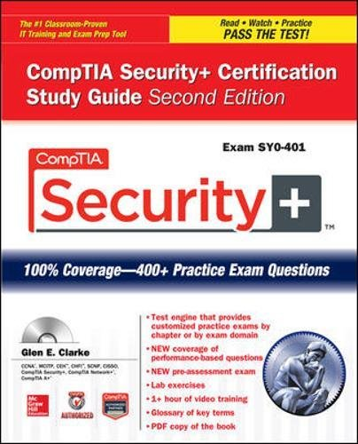 CompTIA Security+ Certification Study Guide, Second Edition