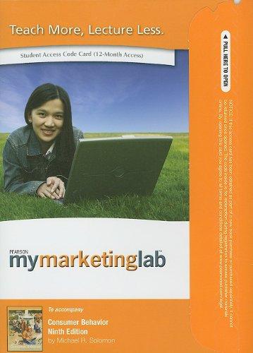 Consumer Behavior Book Pdf