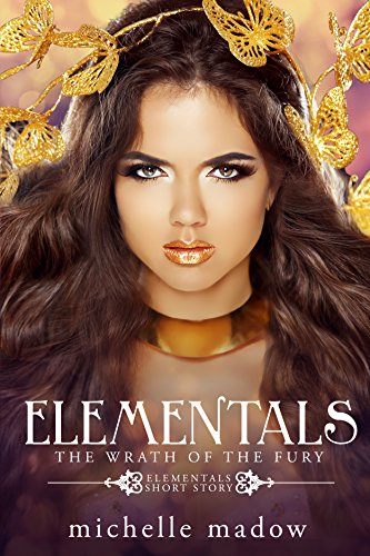 Elementals: The Wrath of the - Science Fiction Books For Teens