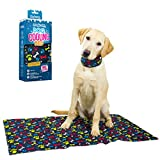 Best Cooling Pad For Dogs - Dog Cooling Mat: Thick Pet Bed to Keep Review