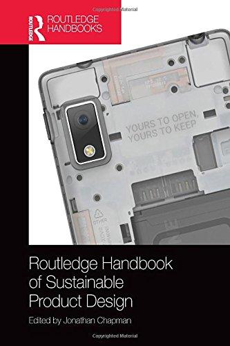 Routledge Handbook of Sustainable Product Design (Routledge Handbooks)