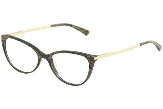 Amazon.com: Etnia Barcelona Eyeglasses Baton Rouge BKCH Black Chess ...