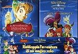 le avventure di peter pan (se) / peter pan - ritorno all'isola che non c'e' (3 dvd) (1953, 2002 ) dvd Italian Import