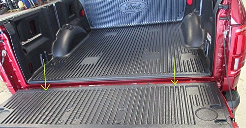 Ford FL3Z-99000A38-DA Bed Tailgate Liner - Black