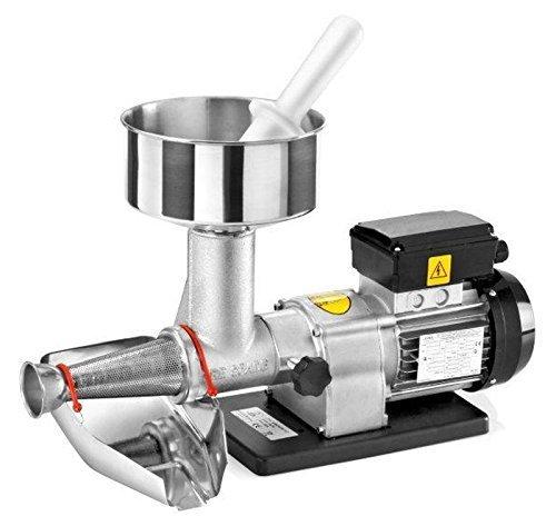 Tre Spade Spremito Electric Tomato Press Strainer Machine by TRE SPADE